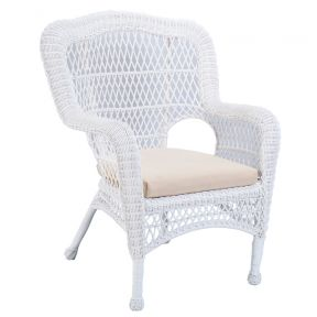 FP Collection Braxton Outdoor Highback Chair