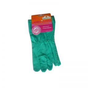 Super Grow Multi Purpose Garden Glove Green  ] 162114P - Flower Power