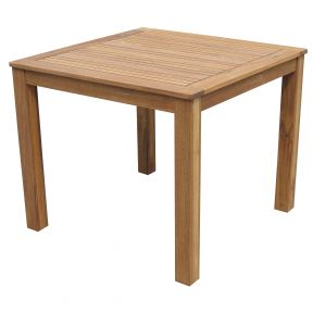 FP Collection Bronte Outdoor Timber Dining Table