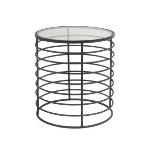 FP Collection Indoor Zahra Side Table