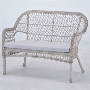 FP Collection Braxton Outdoor Bench
