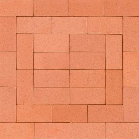 Paradise Clay Pavers  ] 173244 - Flower Power