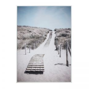FP Collection Seaside Canvas Wall Art