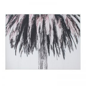FP Collection Palm Tree Canvas Wall Art