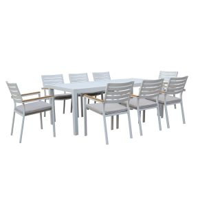 FP Collection Resort Outdoor Dining Setting