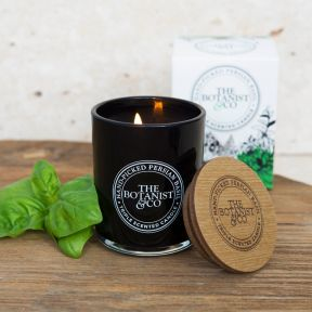 The Botanist & Co Hand-Picked Persian Basil Candle
