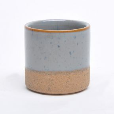 FP Collection Coco Mini Planter Grey