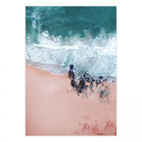 FP Collection Summer Day Canvas Wall Art