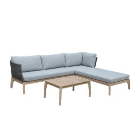 FP Collection Brighton Outdoor Lounge Modular Setting