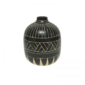 FP Collection Zoya Tribal Vase