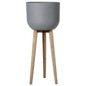 FP Collection York Planter Grey