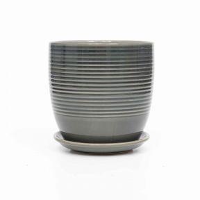 FP Collection Havana Planter Black