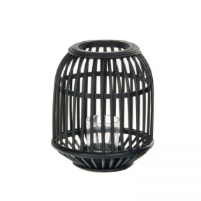 FP Collection Bamboo Birdcage Lantern