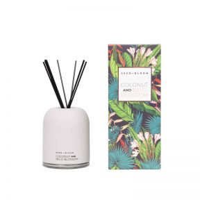 FP Collection Seed+Bloom Coconut & Wild Blossom Diffuser