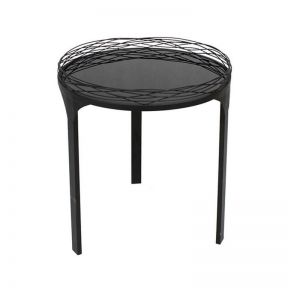 FP Collection Manhattan Side Table