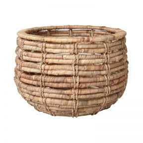 Congo Water Hyacinth Basket