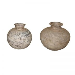 FP Collection Indu Vintage Iron Water Pot