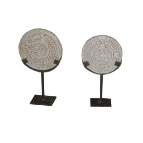 FP Collection Indu Vintage Stone Plate