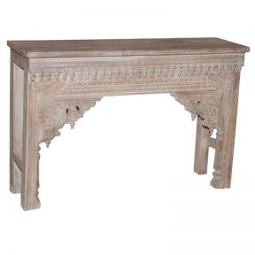 FP Collection Indira Carved Sideboard