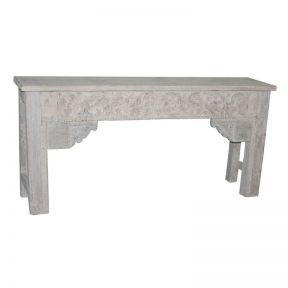 FP Collection Iniya Vintage Carved Sideboard