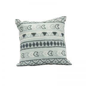 FP Collection Anaya Cushion Sky Blue