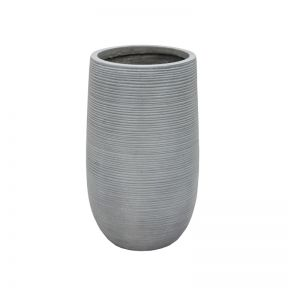 FP Collection Madrid Tall Round Stone