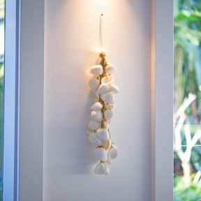 FP Collection Arca Shell Hanging Décor
