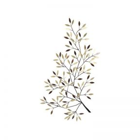 FP Collection Woodland Metal Wall Art