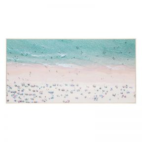 FP Collection Beach Days Canvas Wall Art