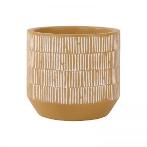 FP Collection Mali Planter Amber