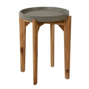 FP Collection Crawford Side Table