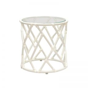 FP COLLECTION FLORIDA OUTDOOR SIDE TABLE