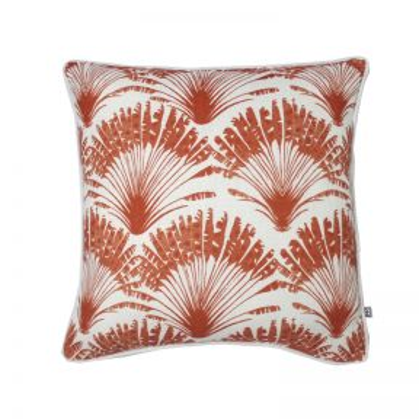 FP Collection Santa Cruz Paprika Outdoor Cushion