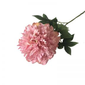 FP Collection Artificial Peony Stem Pink