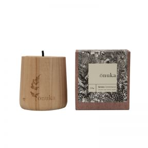 FP Collection Onuka Candle Serene Sandalwood