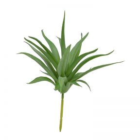 FP Collection Artificial Succulent Stem Aloe Green  ] 184466 - Flower Power