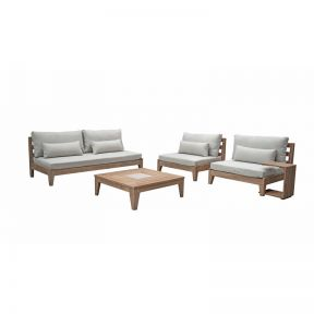 FP Collection Barossa Outdoor Lounge Setting