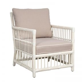 FP Collection Hamptons Outdoor Arm Chair