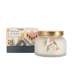 FP Collection Belle Flora Fig & Gardenia Candle