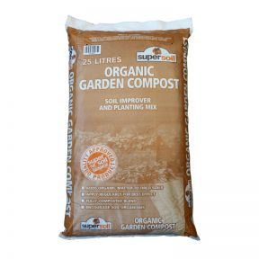 Organic Rich Earth Compost Bag