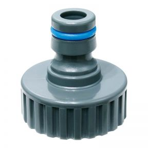 Aquacraft Plastic Tap Adaptor  ] 4712755944862 - Flower Power