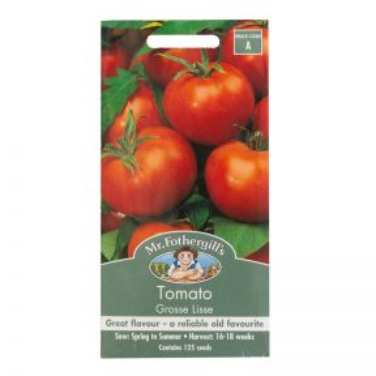 Mr Fothergill's Tomato Grosse Lisse