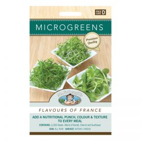 Mr Fothergill's Flavours of France  ] 5011775030210 - Flower Power