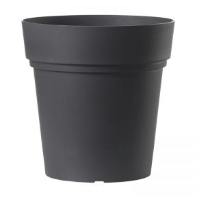 Samba Pot Round Anthracite