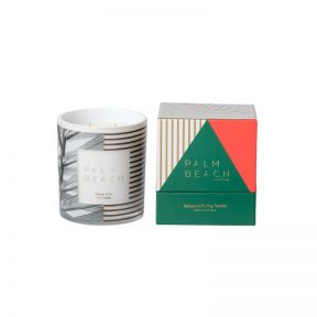 Palm Beach Christmas Balsam & Fir Candle  ] 735850319025 - Flower Power