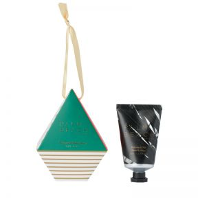 Palm Beach Christmas 2019 Hanging Bauble - Balsam & Fir Hand Cream