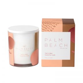 Palm Beach Teak & Amber Limited Edition Candle  ] 793591867304 - Flower Power