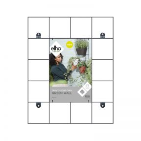 Elho Loft Urban Grow Wall Panel Black