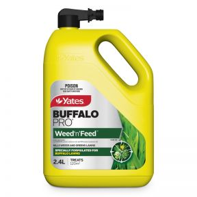 Yates BuffaloPRO Weed n Feed Hose On 2.4L