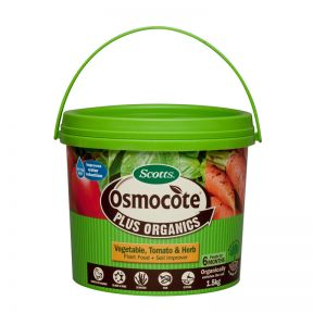 Osmocote® Plus Organics Vegetable, Tomato & Herb Plant Food & Soil Improver